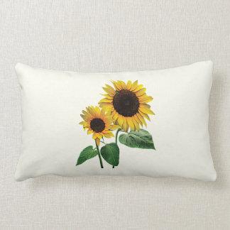 A Sunflower Mommy's Love Lumbar Pillow