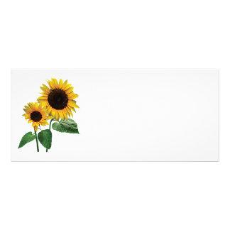 A Sunflower Mommy's Love Rack Cards