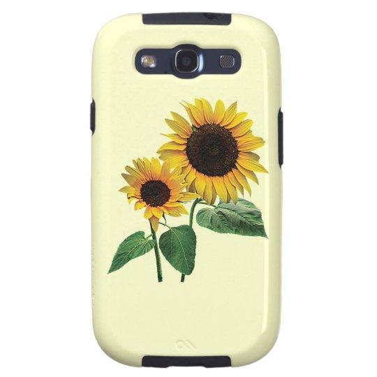 A Sunflower Mommy's Love Samsung Galaxy S3 Case