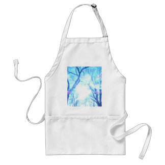 a sunny day adult apron