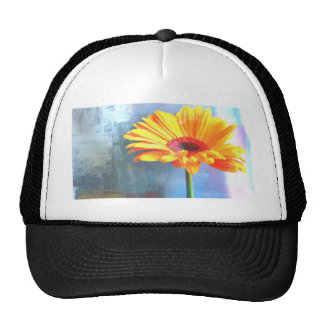 A Sunny Day - Floral Design Trucker Hat