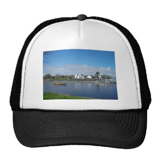 A sunny day trucker hat