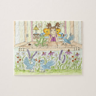 A sunny Day Jigsaw Puzzle