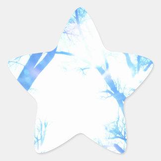 a sunny day star sticker
