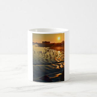A Sunset in Port Aransas, Texas Coffee Mug