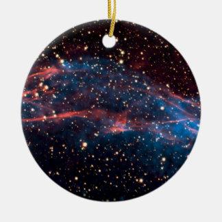 A Super-Efficient Particle Accelerator Ceramic Ornament