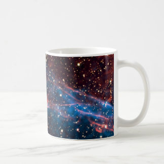 A Super-Efficient Particle Accelerator Classic White Coffee Mug