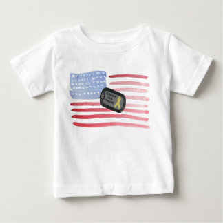 A Support Our Troops Baby T-Shirt