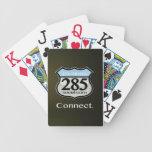 A sure BET, 285Social.com Playing Cards
