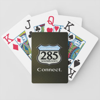 A sure BET, 285Social.com Playing Cards