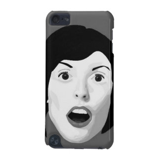 A surprised woman iPod touch 5G cases