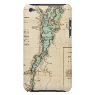 A Survey of Lake Champlain Barely There iPod Cover
