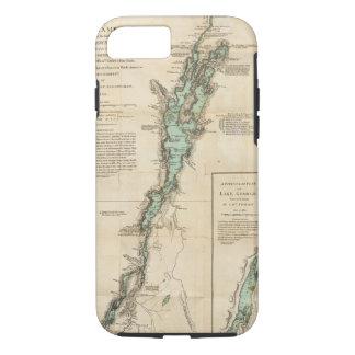 A Survey of Lake Champlain iPhone 8/7 Case