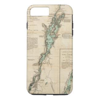 A Survey of Lake Champlain iPhone 8 Plus/7 Plus Case