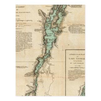A Survey of Lake Champlain Postcard