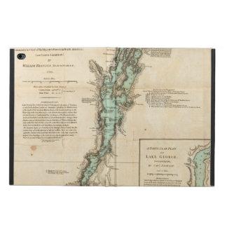 A Survey of Lake Champlain Powis iPad Air 2 Case