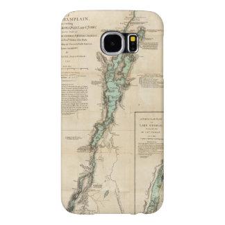 A Survey of Lake Champlain Samsung Galaxy S6 Case