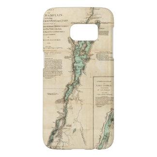 A Survey of Lake Champlain Samsung Galaxy S7 Case