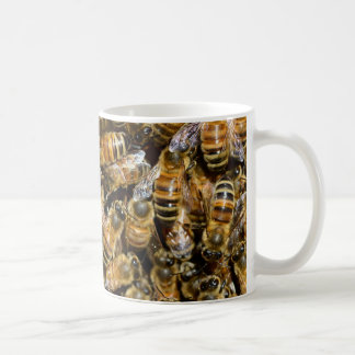 A Swarm of Bees! 325 ml Classic White Mug