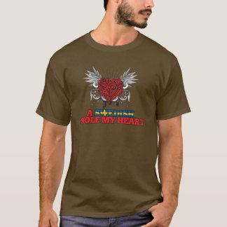 A Swedish Stole my Heart T-Shirt