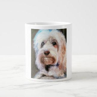 A Sweet Loving Cockapoo Jumbo Mug