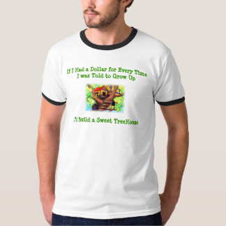 A Sweet TreeHouse Tshirts