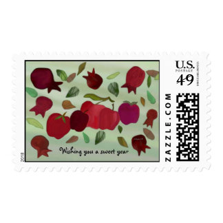 A Sweet Year Postage Stamps