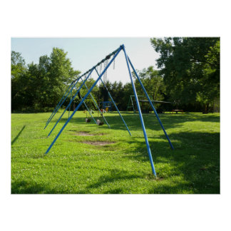A Swingset for all Poster