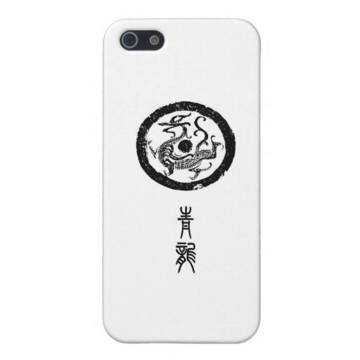 A Symbol of Chinese constellations Case For iPhone 5