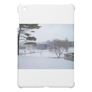 A Syracuse Winter iPad Mini Cover