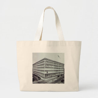 A T Stewart s Department Store NYC Vintage Tote Bag