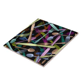 A Table! Ceramic Tile