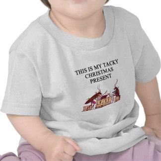 a tacky christmas gift design shirts