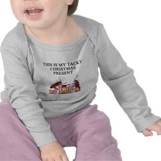 a tacky christmas gift design tshirts