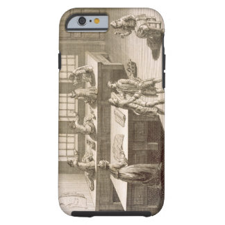 A tailor's workshop, from the 'Encyclopedie des Sc Tough iPhone 6 Case
