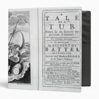 'A Tale of a Tub' Binder