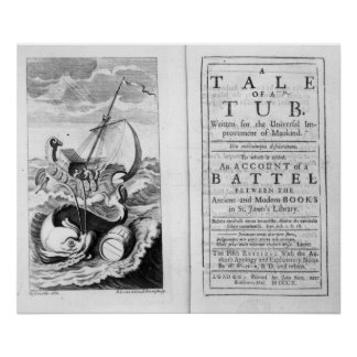 'A Tale of a Tub' Poster