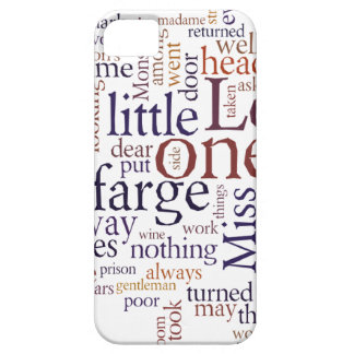 A Tale of Two Cities iPhone SE/5/5s Case