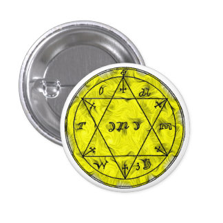 A Talisman To Preserve one's Health Button