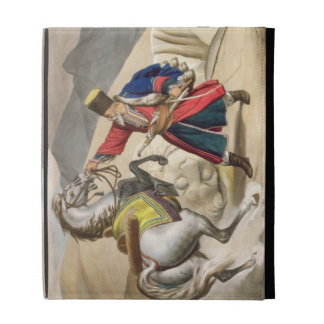 A Tartar with his Horse, engraved by the Thierry B iPad Case