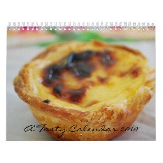 A Tasty Calendar 2010