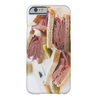 A tasty sandwich barely there iPhone 6 case