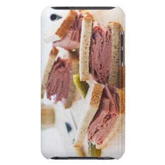 A tasty sandwich iPod touch Case-Mate case