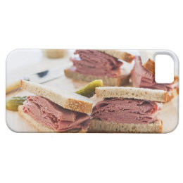 A tasty sandwich iPhone SE/5/5s case