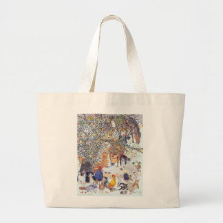 A Tasty Treat Large Tote Bag