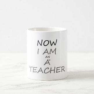 A+ Teacher Magic Mug