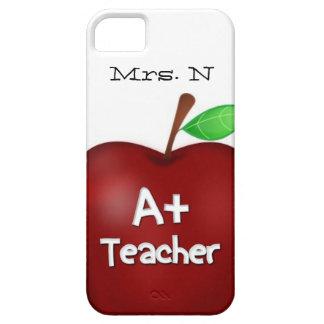A+ Teacher's Apple Phone Case