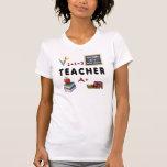 A Teachers Do It With Class T-shirts