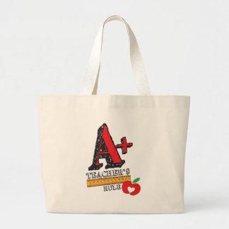 A+ Teachers Rule Bags