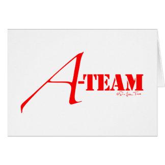 A-Team Card